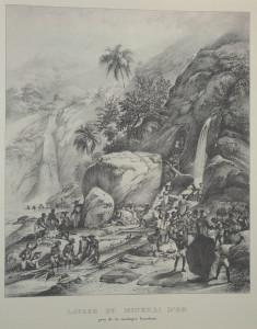 Johann Moritz Rugendas - Lavagem de Ouro