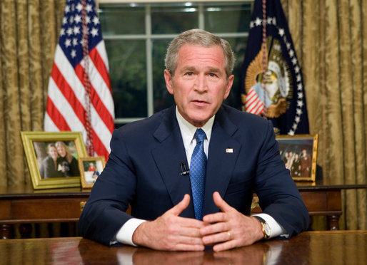Presidente George W. Bush