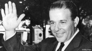 João Goulart (Jango) - presidente deposto no golpe de 1964
