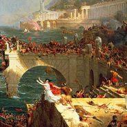 Thomas Cole e o Curso do Império